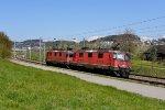 Mainline Zurich-St.Gallen: SBB 420 235