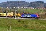 Mainline Zurich-St.Gallen: SBB 484 020