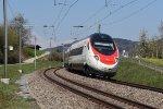Mainline Zurich-St.Gallen: SBB 503 016