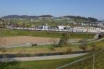 Mainline Zurich-St.Gallen: SBB 511 004