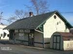 Depot - Maryland & Pennsylvania Railroad