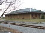 Depot - York, Hanover & Frederick (PRR)