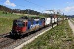 Mainline Zurich-St.Gallen: SBB 420 241