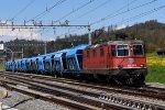 Mainline Zurich-St.Gallen: SBB 420 295