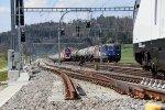 Mainline Zurich-St.Gallen: SBB 421 371
