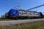 Mainline Zurich-St.Gallen: Widmer Rail Services 475 902