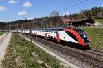 Mainline Zurich-St.Gallen: SBB 502 406