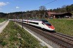 Mainline Zurich-St.Gallen: SBB 503 015