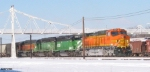 BNSF 4107