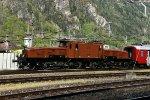 SBB Crocodile 14253 at Gotthard