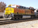 BNSF 7770 on the QSTLCLO