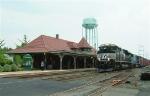 NS 2778 passes the Manassas Depot