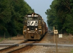338 At Branchville, SC - America's 1st Railroad Jct.