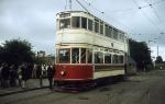 Blackpool tram 49