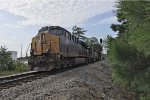 CSX 3201, 1702, and 1705 work the yard