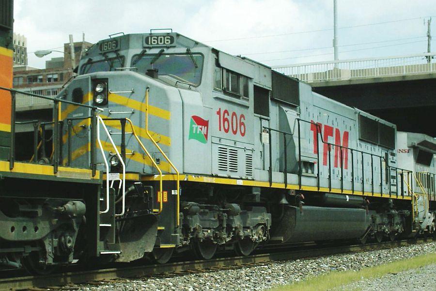TFM SD 70MAC 1606