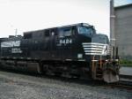 NS 205 at QD.