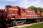 TP&W 400
