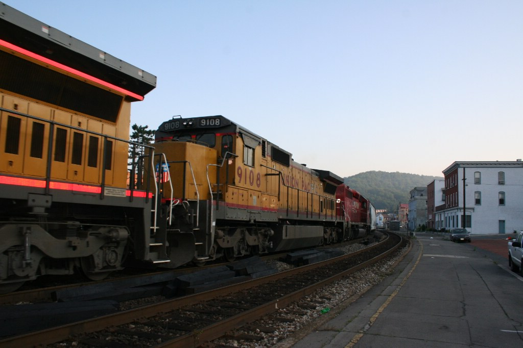 Trailing Engines