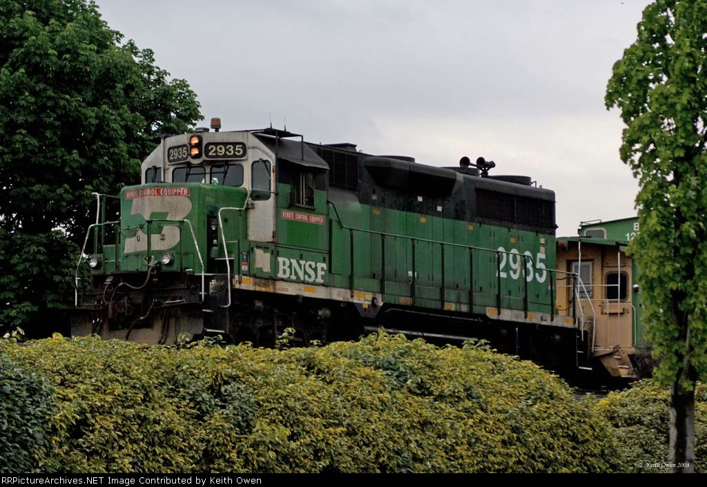 BNSF 2935