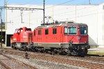 Mainline Basel - Bern: SBB 11114