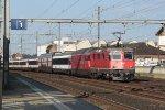 Mainline Basel - Bern: SBB Cargo 11194