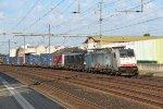Mainline Basel - Bern: BLS Cargo 186 103