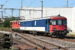 Mainline Basel - Bern: SBB 420 152