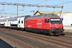 Mainline Basel - Bern: SBB 460 088