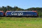 Mainline Basel - Bern: SBB Cargo 474 018