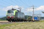 Mainline Basel - Bern: BLS Cargo 475 401