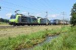 Mainline Basel - Bern: BLS Cargo 485 001