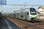 Mainline Basel - Bern: BLS 515 012