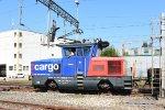 Mainline Basel - Bern: SBB Cargo 923 001