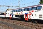 Mainline Basel - Bern: SBB Bt cabcar