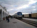 Northbound Amtrak