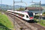 Switzerland - Along Lake Zug: SBB 521 027