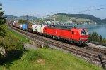 Switzerland - Along Lake Zug: DB Cargo 193 339