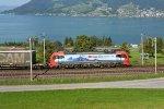 Switzerland - Along Lake Zug: SBB Cargo International 193 475