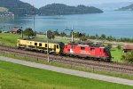 Switzerland - Along Lake Zug: SBB Cargo 420 243