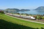 Switzerland - Along Lake Zug: SBB 500 002