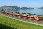 Switzerland - Along Lake Zug: SOB 526 113