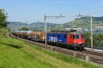 Switzerland - Along Lake Zug: SBB Cargo 620 074