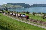 Switzerland - Along Lake Zug: SBB Cargo 843 086