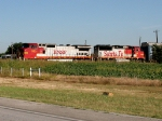 BNSF 933 and BNSF 150