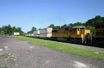 NS 202 W/ ex-D&RGW SD50M 5507 Trailing