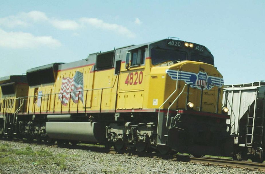 UP SD 70M 4820