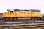 UP Lightning Stripe GP 40-2 1357