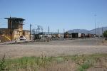 BNSF Klamath Falls Yard