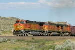 BNSF 4510  803 and 4560
